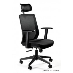 Esta - fotel obrotowy (Unique)