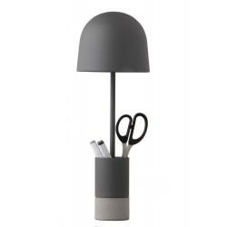 FRANDSEN lampa biurkowa PEN szara