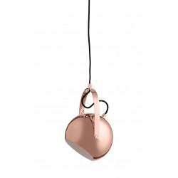 FRANDSEN lampa wisząca BALL L miedziana