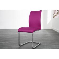 INVICTA Krzesło WIGGLE różowe