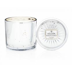 VOLUSPA świeca BRANCHE VERMEIL 1020G GRANDE - wosk kokosowy , trzy knoty