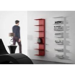Biblioteczka Libra 2 czerwona