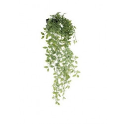 Dekoracja Bluszcz w doniczce zielony jas ny