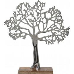 Dekoracja Drzewo Gondor srebrne L
