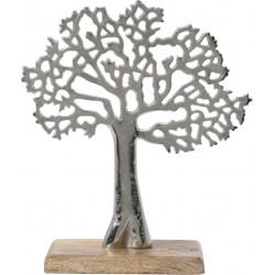 Dekoracja Drzewo Gondor srebrne S