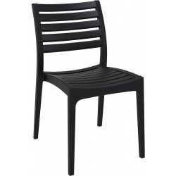 Krzesło Alma czarny