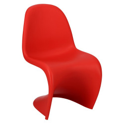 Krzesło Balance PP czerwone