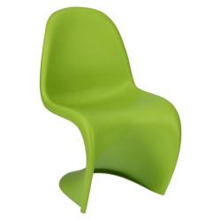 Krzesło Balance PP zielone