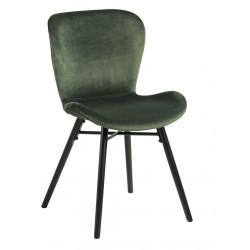 Krzesło Batilda VIC forest green