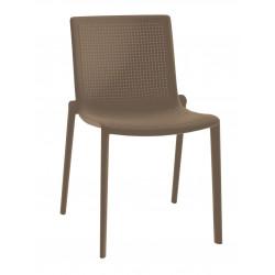 Krzesło BeeKat brązowy