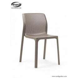 Krzesło Bit beżowe