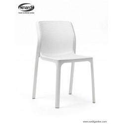 Krzesło Bit białe