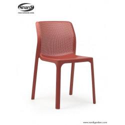 Krzesło Bit czerwone