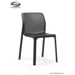 Krzesło Bit grafitowe