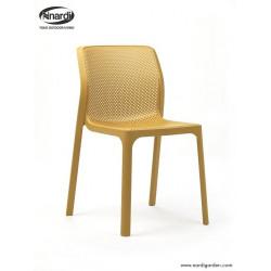 Krzesło Bit żółte