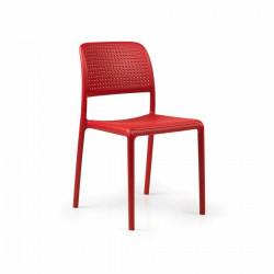 Krzesło Bora Bistrot czerwone