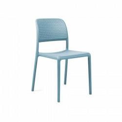Krzesło Bora Bistrot niebieskie