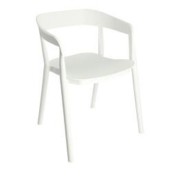 Krzesło Bow białe