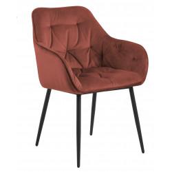 Krzesło Brooke VIC Coral 76AC