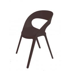 Krzesło Carla czarne