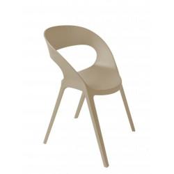 Krzesło Carla piaskowe