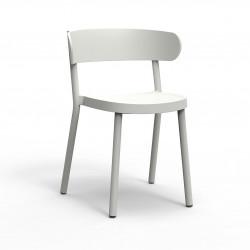 Krzesło Casino białe