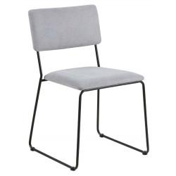 Krzesło Cornelia Light Grey