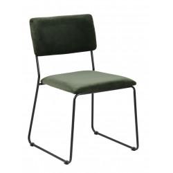 Krzesło Cornelia VIC Forest Green