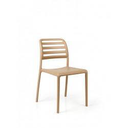 Krzesło Costa beżowe