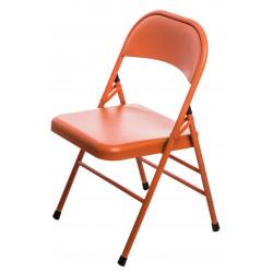 Krzesło Cotis Frosted Orange