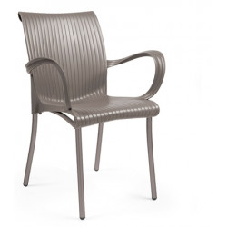 Krzesło Dama beżowe