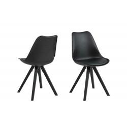 Krzesło Dima black