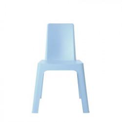 Krzesło dziecięce Julieta niebieskie