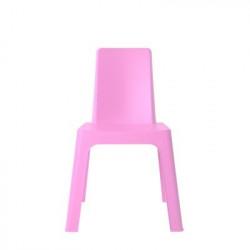 Krzesło dziecięce Julieta różowe