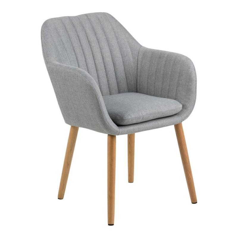 Krzesło Emilia Light Grey