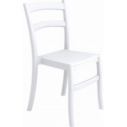 Krzesło Fiesta biały
