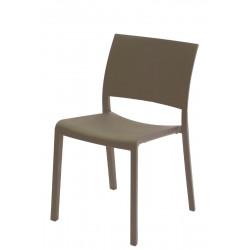 Krzesło Fiona czekoladowe