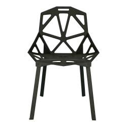 Krzesło Gap PP czarne Simplet
