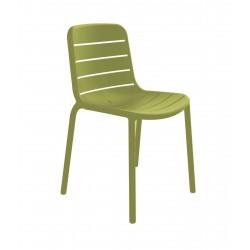Krzesło Gina zielone