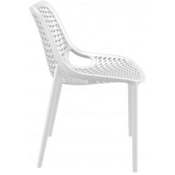 Krzesło Grid białe