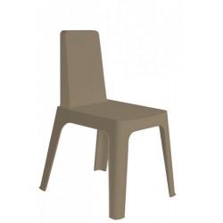 Krzesło Julia brązowy
