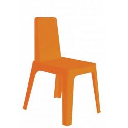 Krzesło Julia pomarańczowy