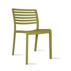 Krzesło Lama olive green
