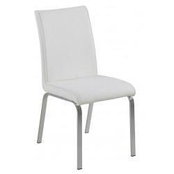 Krzesło Leonora białe