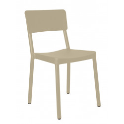 Krzesło Lisboa piaskowe