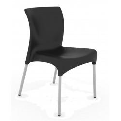 Krzesło Moon czarny