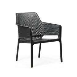 Krzesło Net Relax grafitowe