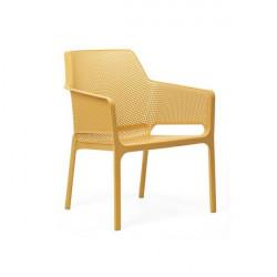 Krzesło Net Relax żółte