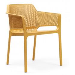 Krzesło Net żółte
