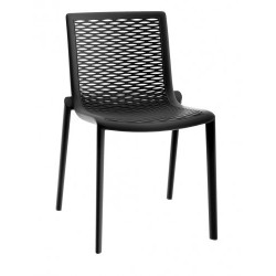 Krzesło NetKat czarne